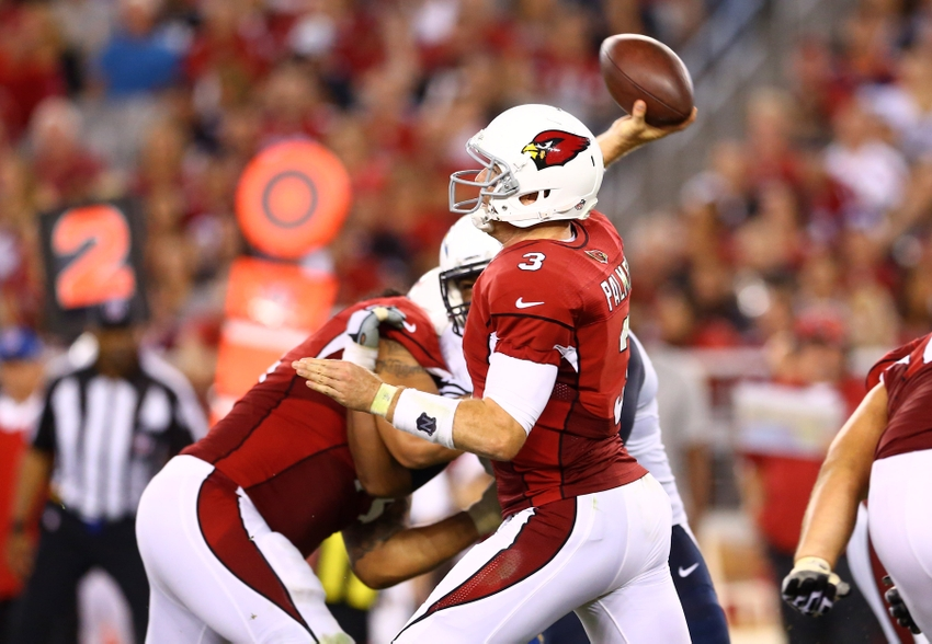 Bye Week Allows Arizona Cardinals To Heal