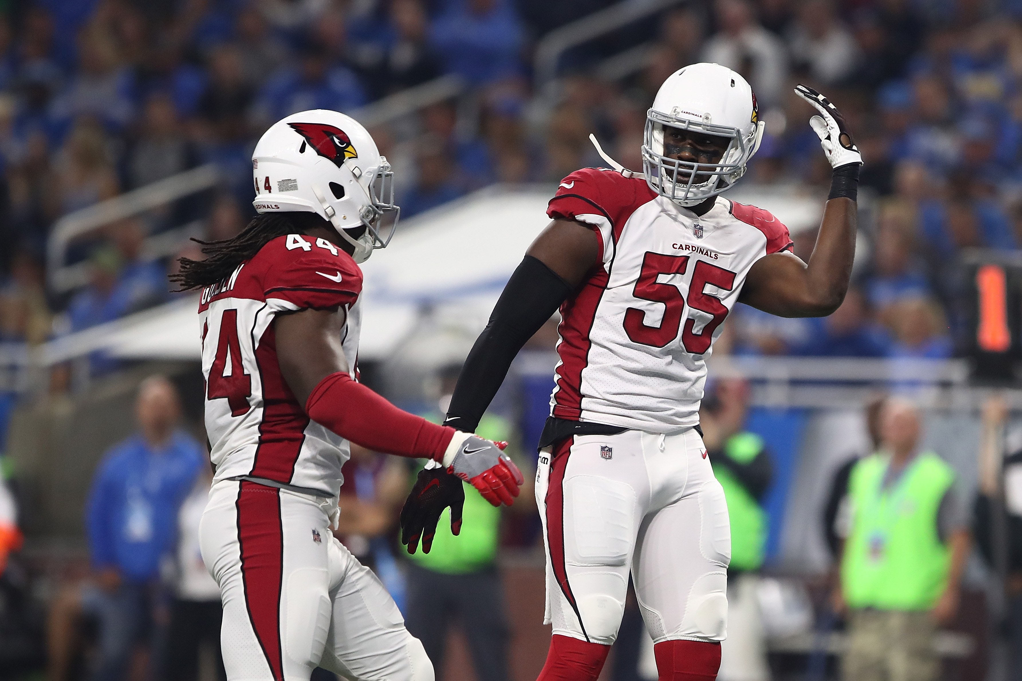 NFL Predictions: Arizona Cardinals vs. Detroit Lions 9/10/17