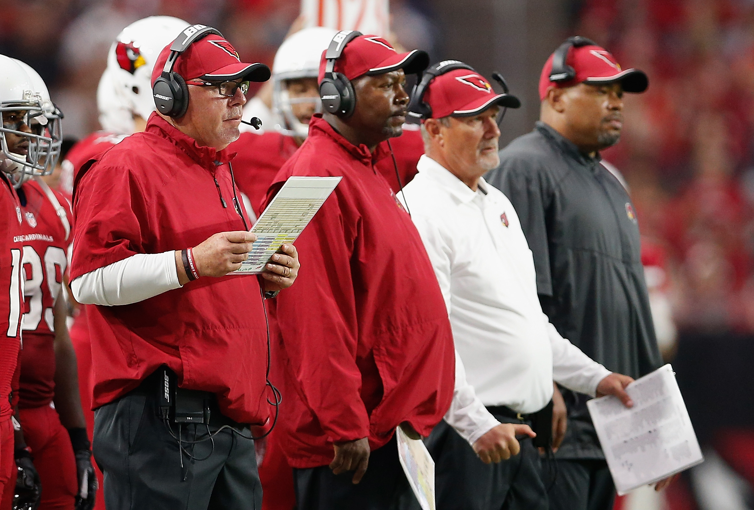 Arizona Cardinals: With Arians gone, eyes now on Fitz