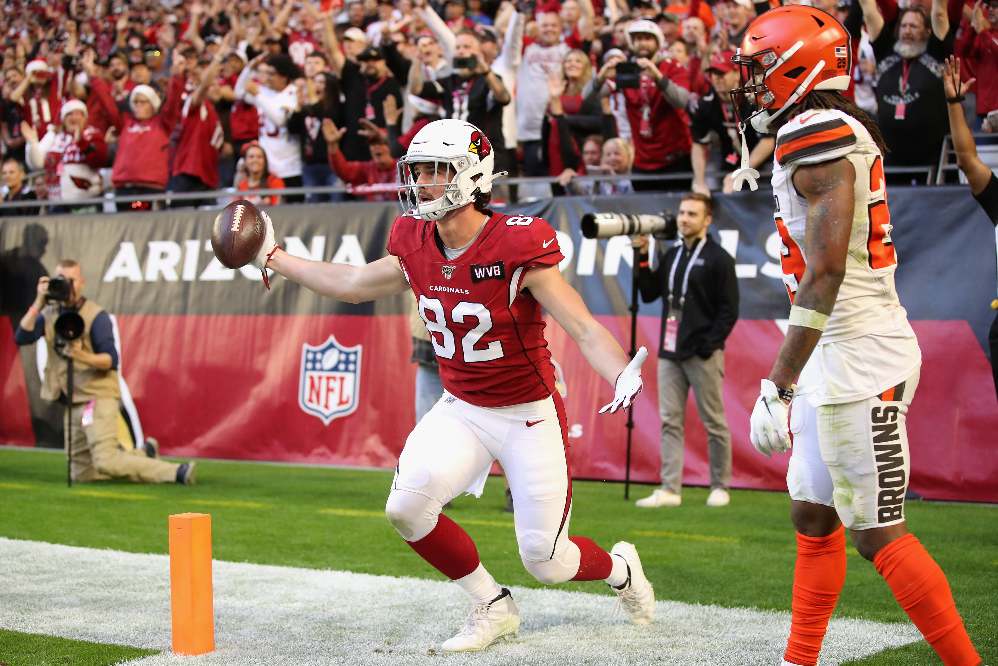 Arizona Cardinals could have extensive role for Dan Arnold