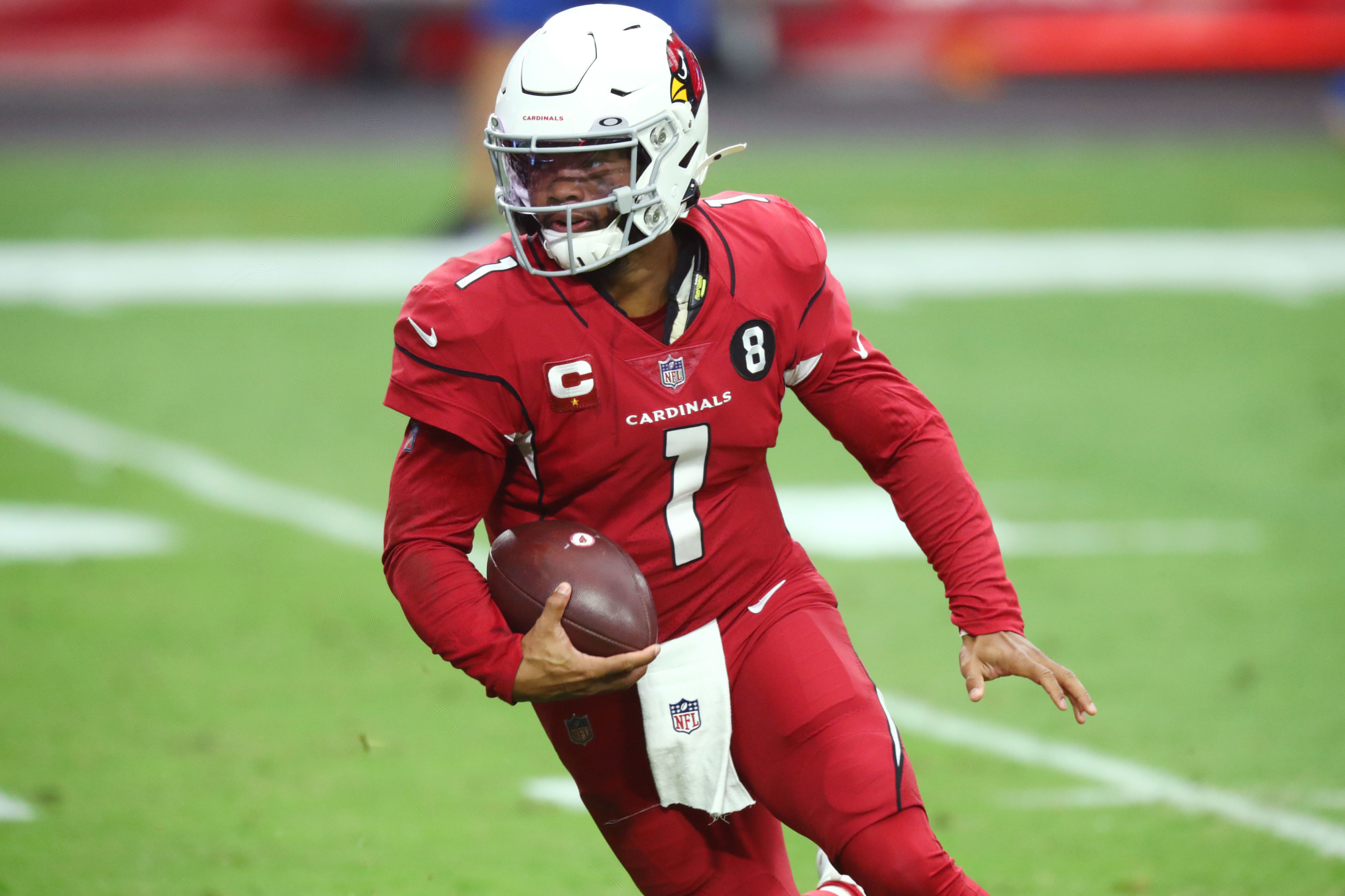 Kyler Murray projected to score more than 40 touchdowns in 2021